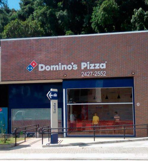 Dominos Pizzas Best Center Atibaia - Lago