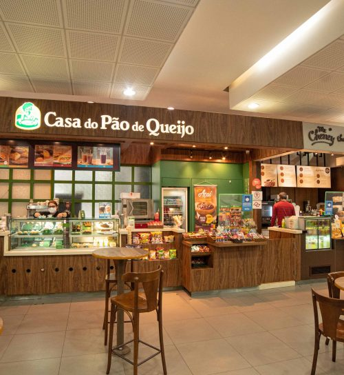 Best Center São Paulo - Verbo Divino Praça de Alimentação