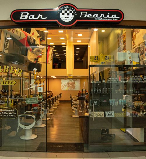Best Center São Paulo - Verbo Divino Barbearia