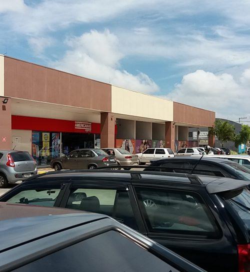 Best Center Avaré Major Rangel estacionamento
