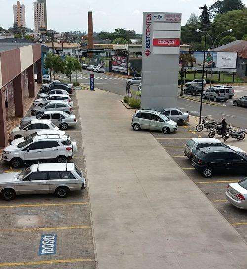 Best Center Avaré Major Rangel estacionamento 2