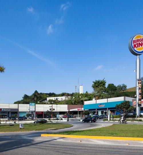 Best Center Embu das Artes - Elias Yazbek letreiro Burger King