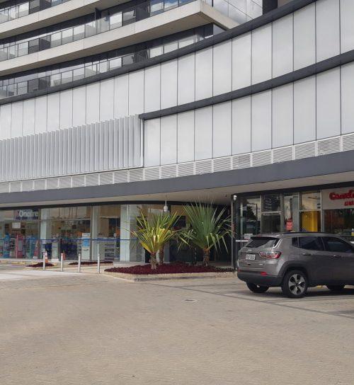 Best Center São Paulo - Jardim das Perdizes Estacionamento