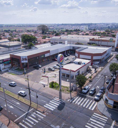 Best Center Araraquara vista de cima