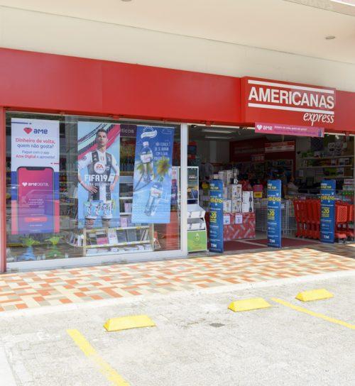 Best Center Avaré Major Rangel Lojas Americanas 2