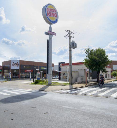 Best Center Araraquara fachada Burger King