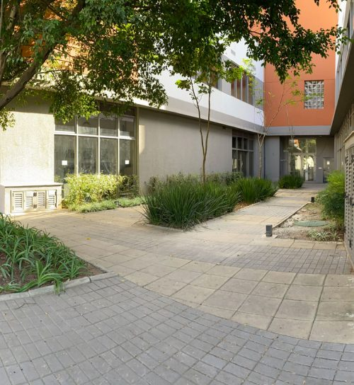 Best Center Miguel Yunes área externa