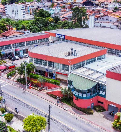 Best Center - Pátio Cotia vista de cima